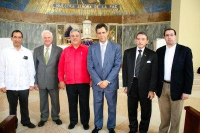 Misa del Cuadragésimo aniversario de la Refinería Dominicana de Petróleo PDV, SA (REFIDOMSA PDV).